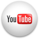 youtube round logo