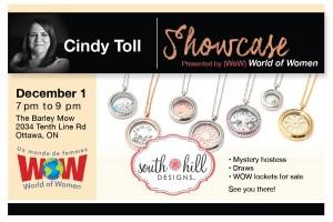 WOW OTTAWA - Cindy Toll Showcase @ The Barley Mow | Ottawa | Ontario | Canada