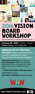 WOW OTTAWA - Vision Board Workshop @ Orleans Library   Ottawa   Ontario   Canada
