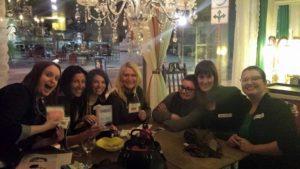 WOW - Ottawa, Solutions Group @ The Vanitea Room a Tea Salon & Eatery   Ottawa   Ontario   Canada