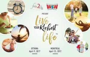 Live Your Richest Life Seminar - Montreal @ Complexe Le Baron | Montréal | Québec | Canada