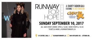 WOW Ottawa SPONSOR - Runway For Hope Charity Gala in support of CHEO @ EY Centre  | Ottawa | Ontario | Canada